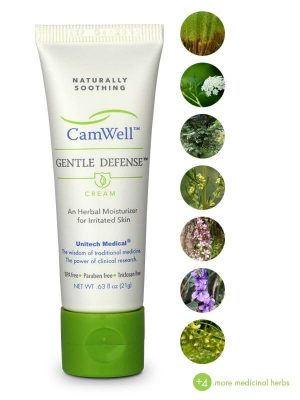 Gentle Defense CamWell Herbal Cream